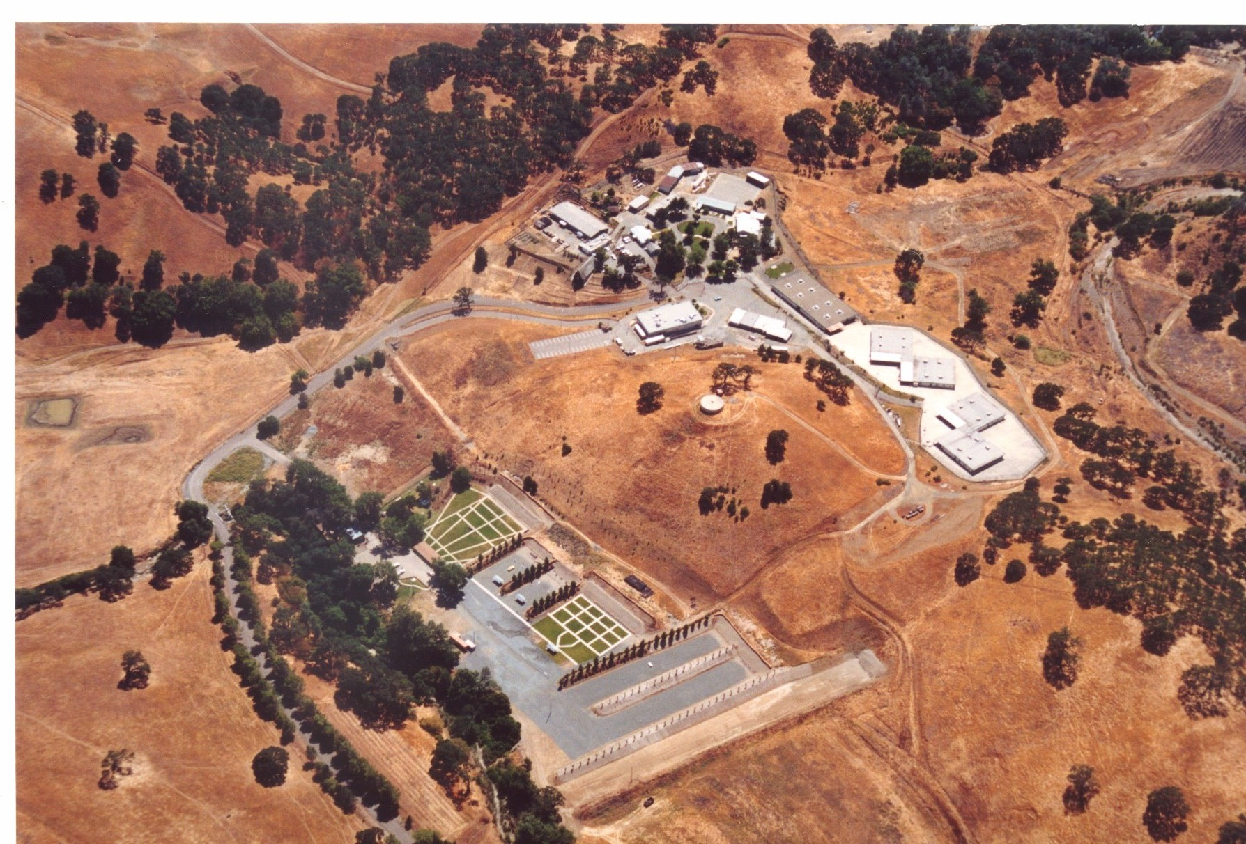 Aerial Photo of Marsh Creek Facility