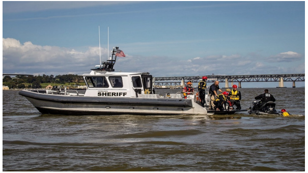 Photo of a Marine Patrol Boat